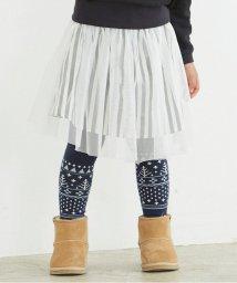 Seraph / F.O.KIDS MART/4色2柄パンツ付きチュールスカート/002012762