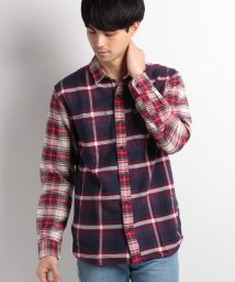 HILFIGER DENIM/チェックシャツ/002004521