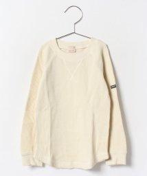 petit main/ワッフルTシャツ/002006350