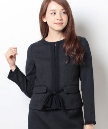 Dear Princess/【セットアップ対応商品】ファンシーツイードSTジャケット/002006259