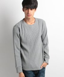 Collective/WAFFLE CREW NECK T−SHIRT/ワッフル カットソー ネックT/002008380