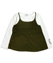 BREEZE / JUNK STORE/キャミソールTシャツ SET/002015694