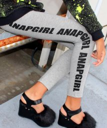 ANAP GiRL/脇ロゴラインレギンス/002009621