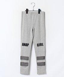 ANAP GiRL/チュール切替レギンス/002009622