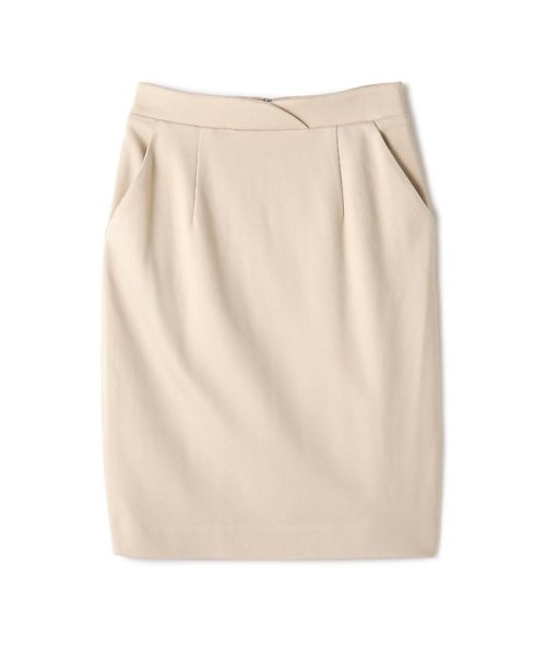 PROPORTION BODY DRESSING(プロポーション ボディドレッシング)/カルゼポンチII スカート/1216220900