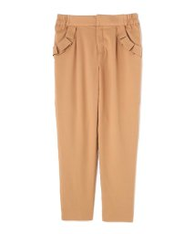 JILL by JILLSTUART/TUCKED FRILL PANTS/10240366N