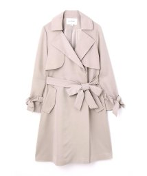 JILL by JILLSTUART/SLEEVE RIBBON TRENCH/10240376N
