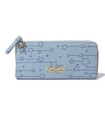 LANVIN en Bleu(BAG)/レトワール Lファスナー長財布/LB0002763