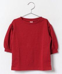 petit main/ポンチバルーン袖プルオーバー/002016829