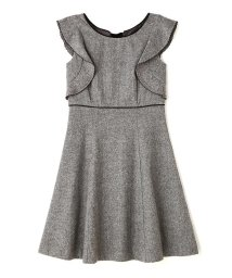 JILL by JILLSTUART/TWEED RUFFLE DRESS/10240973N
