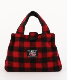 SHIPS KIDS/JOHNSON WOOLEN MILLS:BITTY BAG(RED)/002029910