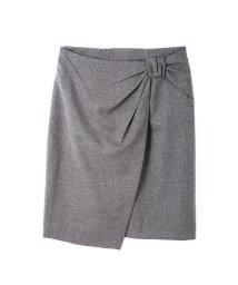 PROPORTION BODY DRESSING/サイドリボンコクーンスカート/10241142N