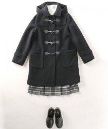 KUMIKYOKU KIDS/【PURETE】モッサダッフルコート/002031754
