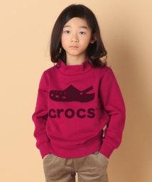 crocs(KIDS WEAR)/トドラー無地トレーナー/002017243