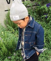 coen/【coen kids】ドビーデニムジャケット(100~150cm)/002024352