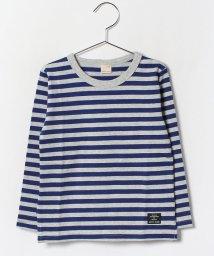petit main/シンプルボーダーTシャツ/002026014