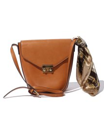 STRAWBERRY FIELDS/【unjour】スカーフ付きバケットバッグ/002028152
