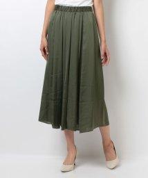 UNIVERVAL MUSE/ラフールサテン スカート/002028162