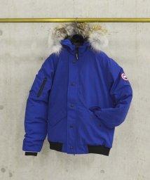 SHIPS KIDS/CANADA GOOSE(カナダグース):RUNDLE BOMBER/002035045