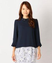 MISCH MASCH/衿装飾ブラウス/002035177