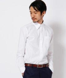 MONSIEUR NICOLE/レギュラーカラードレスシャツ/002036119