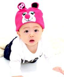 ANAP KIDS/フリースくまちゃん  BABY帽/002029007