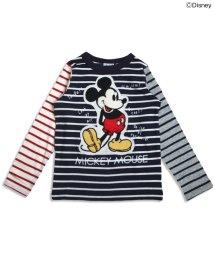 BREEZE / JUNK STORE/NET別注 Disney(ディズニー) ミッキーTシャツ/002037586