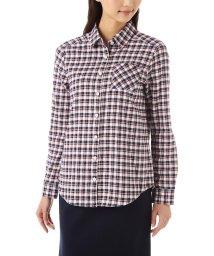 NATURAL BEAUTY BASIC/チェックシャツ/002041975