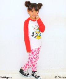 ANAP KIDS/ディズニー総柄ストレッチパンツ/002029008