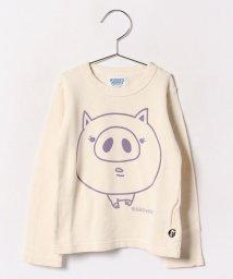 RUGGEDWORKS/ミニ裏毛リフレクター 豚/002021468