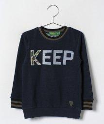 KRIFF MAYER(Kids)/KEEP ON クルースウェットトップス/002031544