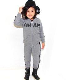 ANAP KIDS/ジャージ風スウェットジャケット/002032687