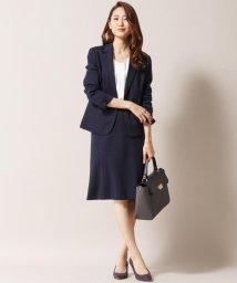 NIJYUSANKU/【スーツ】Grandichストレッチポンチ スカート/002046528