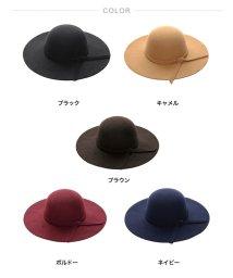 Re:EDIT/フェルト女優帽/002038571