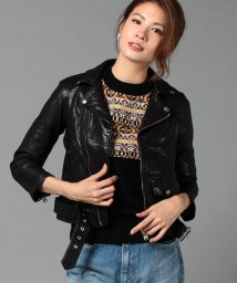 beautiful people/shrink leather riders jacket/002040799