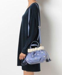 LANVIN en Bleu(BAG)/ヴィクトール 2wayショルダーバッグ/LB0002798