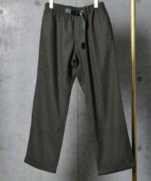 SHIPS MEN/GRAMICCI: ウール セミワイド パンツ/002050978