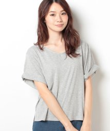 NICE CLAUP OUTLET/【one after another】VネックゆるっとT/002052031