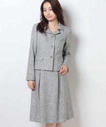 Leilian/ツイードスーツ/10242373N