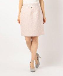 MISCH MASCH/【CanCam11月号掲載】花柄ジャカードタイトスカート/001978854