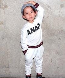 ANAP KIDS/リブロゴパンツ/002045087