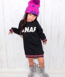 ANAP KIDS/リブロゴワンピース/002045089