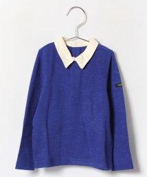 b-ROOM/ニットソー襟付きTシャツ/002046966