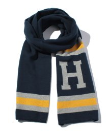 TOMMY HILFIGER MENS/AM LETTERMAN SPORT SCARF/002054450