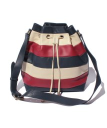 TOMMY HILFIGER WOMEN/DAY CHIC BUCKET RWB STRIPE/002054462