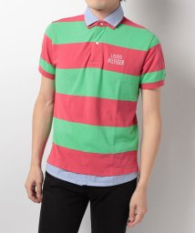 TOMMY HILFIGER MENS/RICK STP POLO S/S RF/002054494