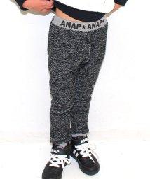 ANAP KIDS/パイル裏毛ロングパンツ/002052014