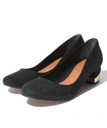 INTER-CHAUSSURES IMPORT/【CARRANO】コンビヒールパンプス/002050842