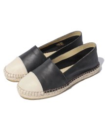 INTER-CHAUSSURES IMPORT/【Callipigia】バイカラーエスパドリーユ/002051363