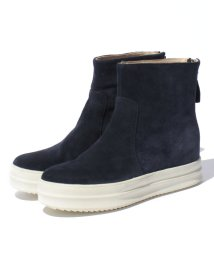 INTER-CHAUSSURES IMPORT/【ABOVE AND BEYOND】ソールアップバックジップスニーカー/002051382